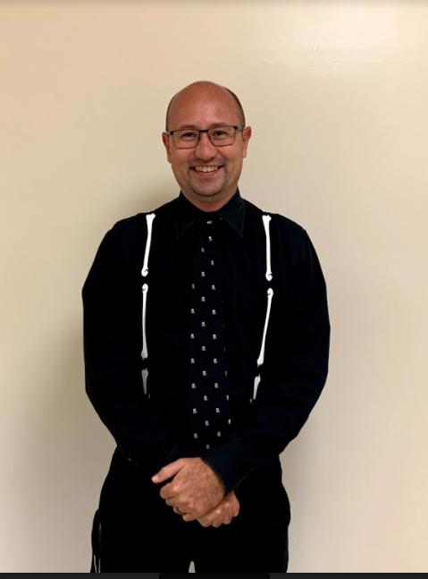 Introducing Mr. Berretta, Social Studies Teacher