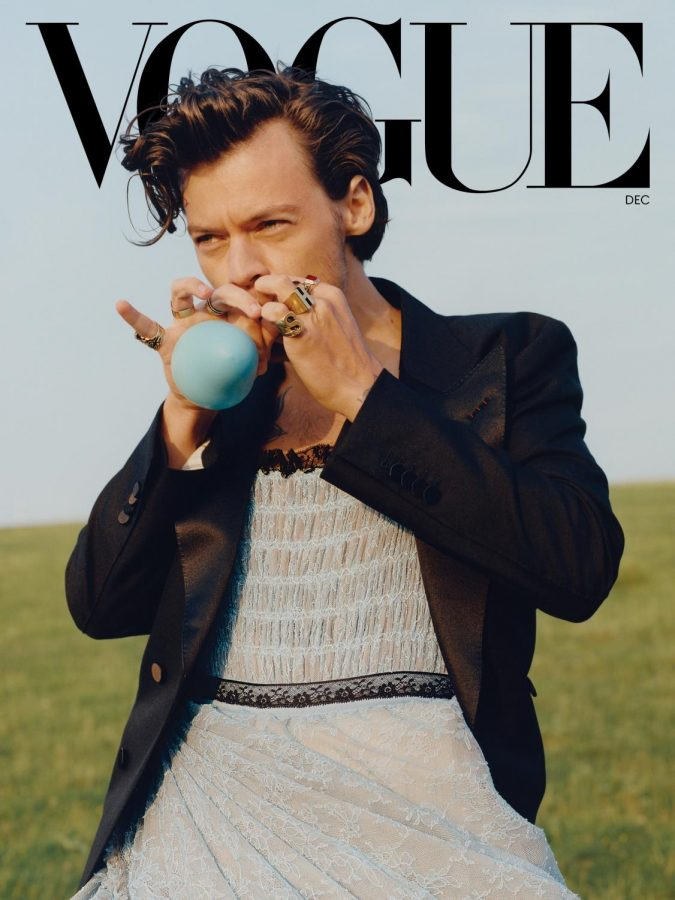 Harry Styles Vogue Cover Controversy