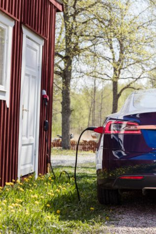 The Competition for the Electric Vehicle Market