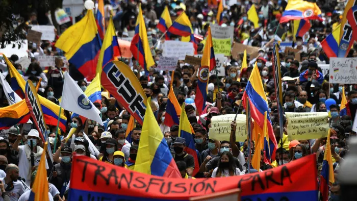 Colombian Protests